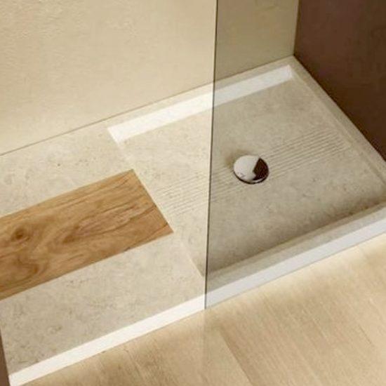 piezas especiales- piedra ducha-soluciones -Ditail