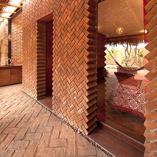 Ceramicac -Toba – interior – Ditail- porche