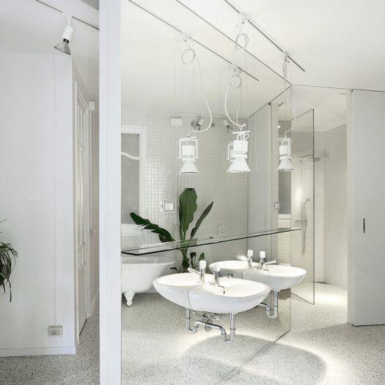 Mosaicos Interior arquitectura g Reforma Paris