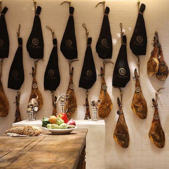 Restaurante 5 Jotas Tarruella Trenchs