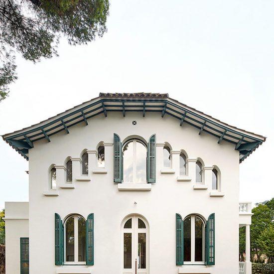 Ditail Casos de Exito Masia Cerdanyola Arquitectura G