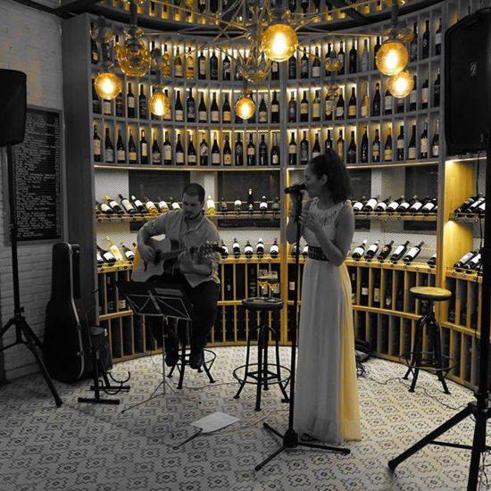 Restaurante Wine Fandango Lazaro Rosa Violan