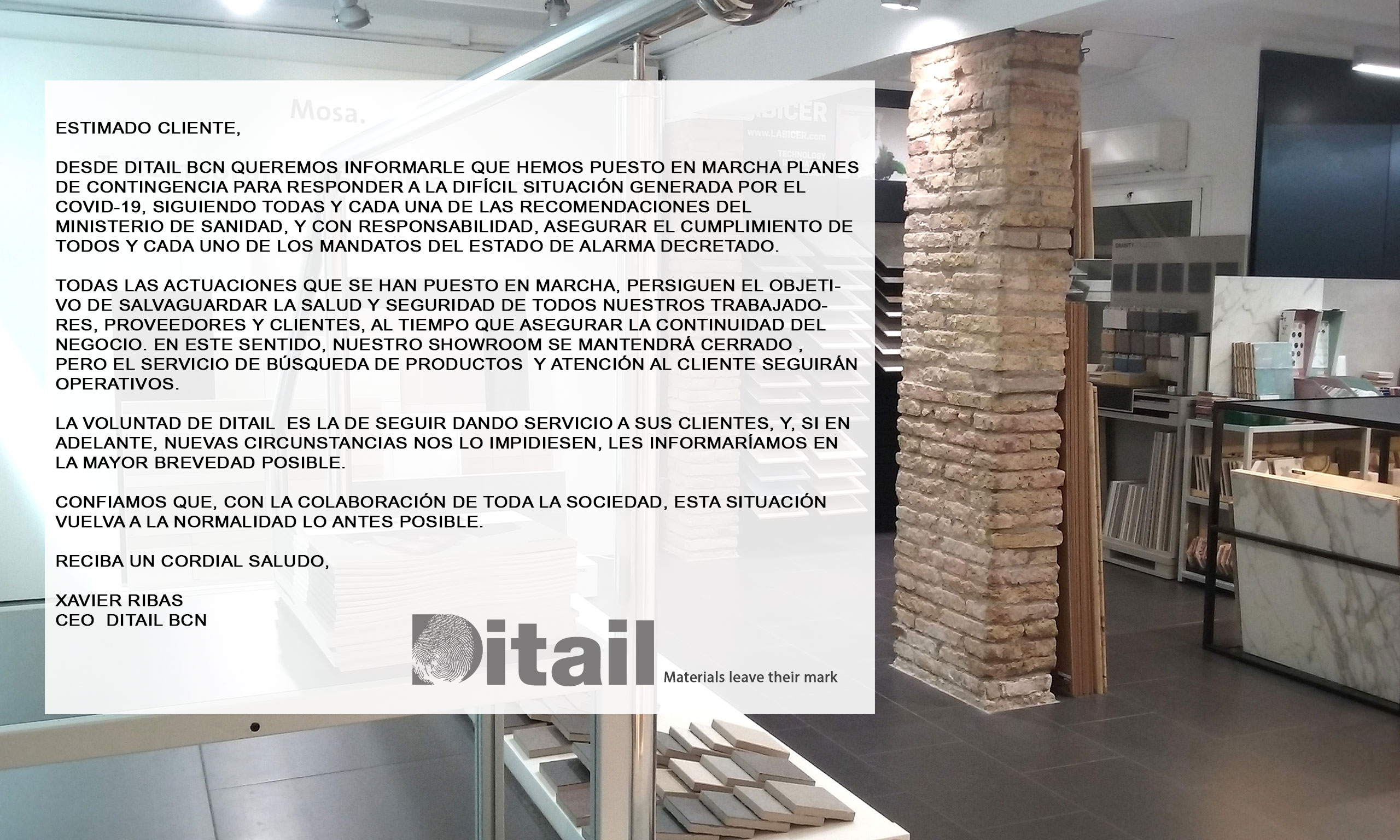 ditail-materiales-barcelona-comunicado