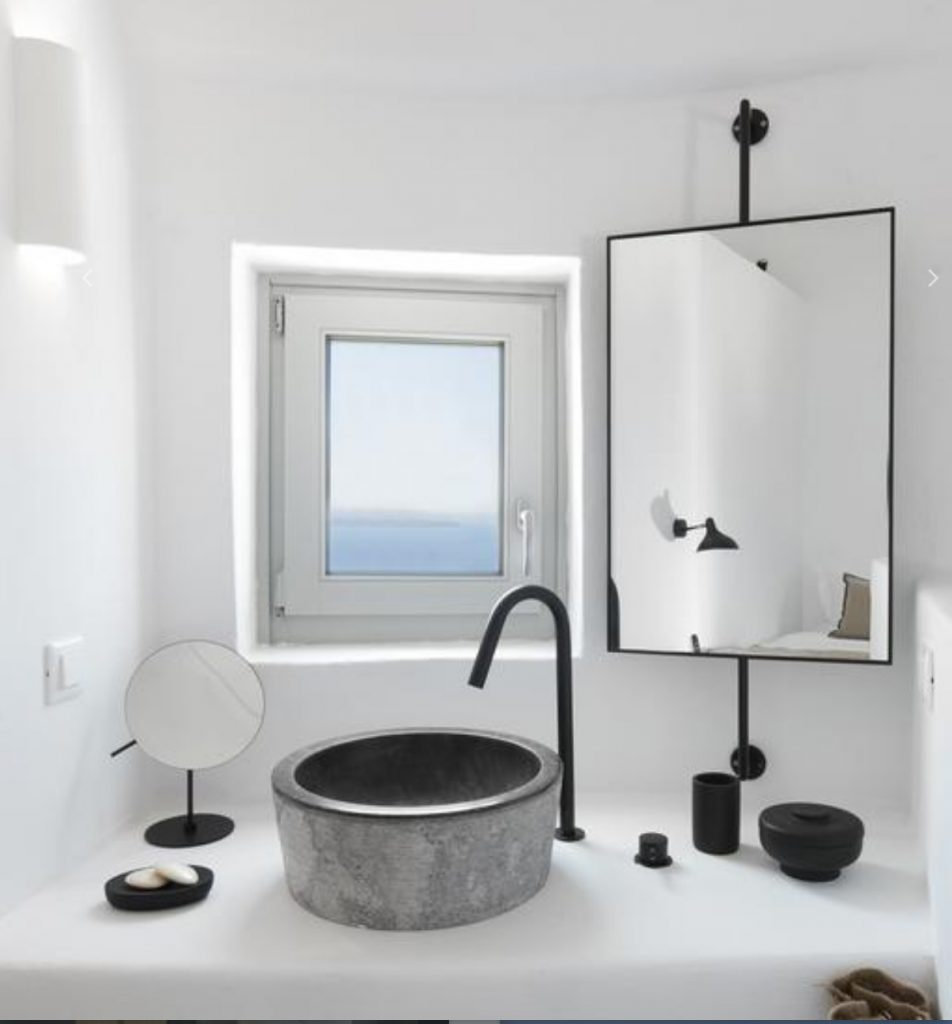 Ditail-griferia-baño-cocina-casa privada- hotel-Barcelona